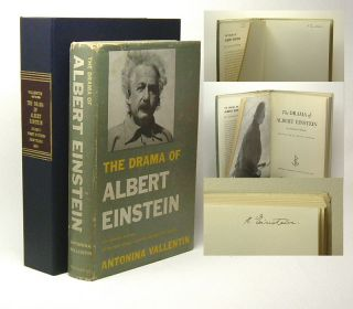 The Drama of Albert Einstein: An Intimate Portrait of the Man Whose Work Has Changed Our World....