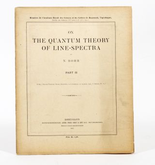 On the Quantum Theory of Line-Spectra